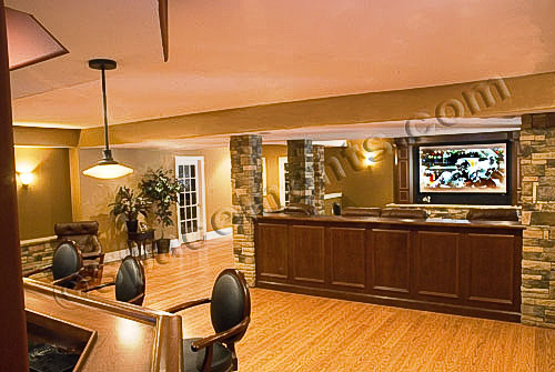 Finished Basement Bars finished basement design wet bar photo | phoenixville, pa